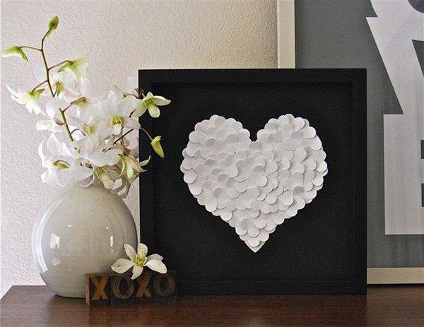 Creative ideas of DIY heart Shapes (6)