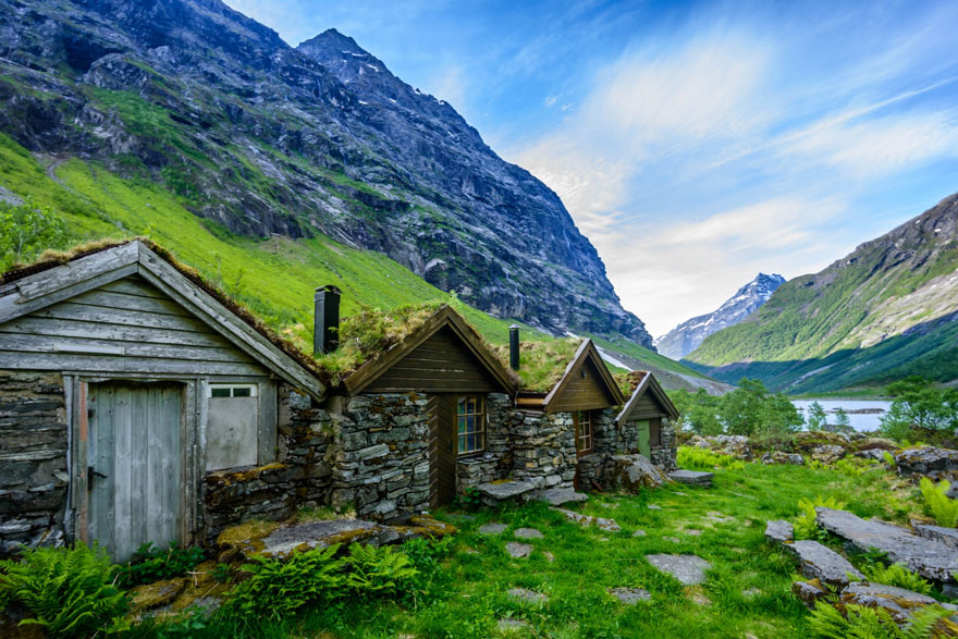 Fjord Houses