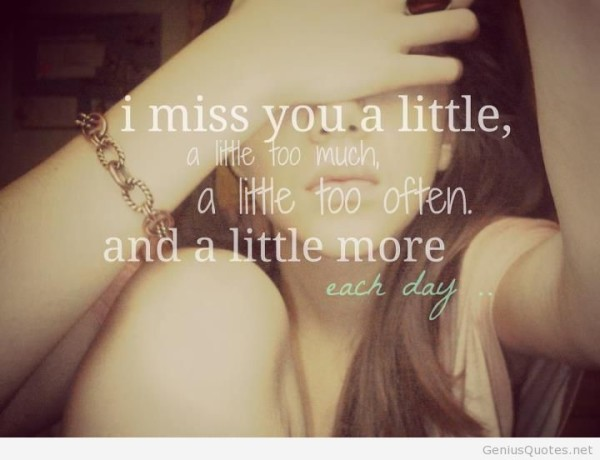 Let them know that you miss them (17)