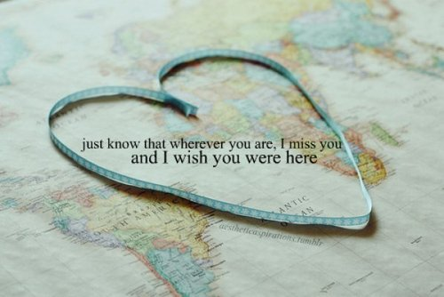 Let them know that you miss them (25)