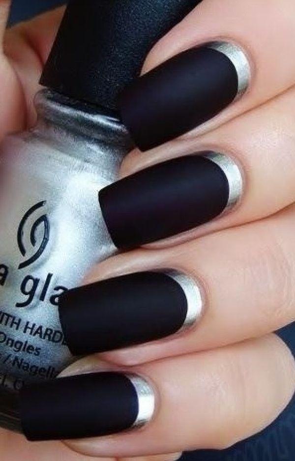 Lovely Metallic Nail Polish Ideas (3)
