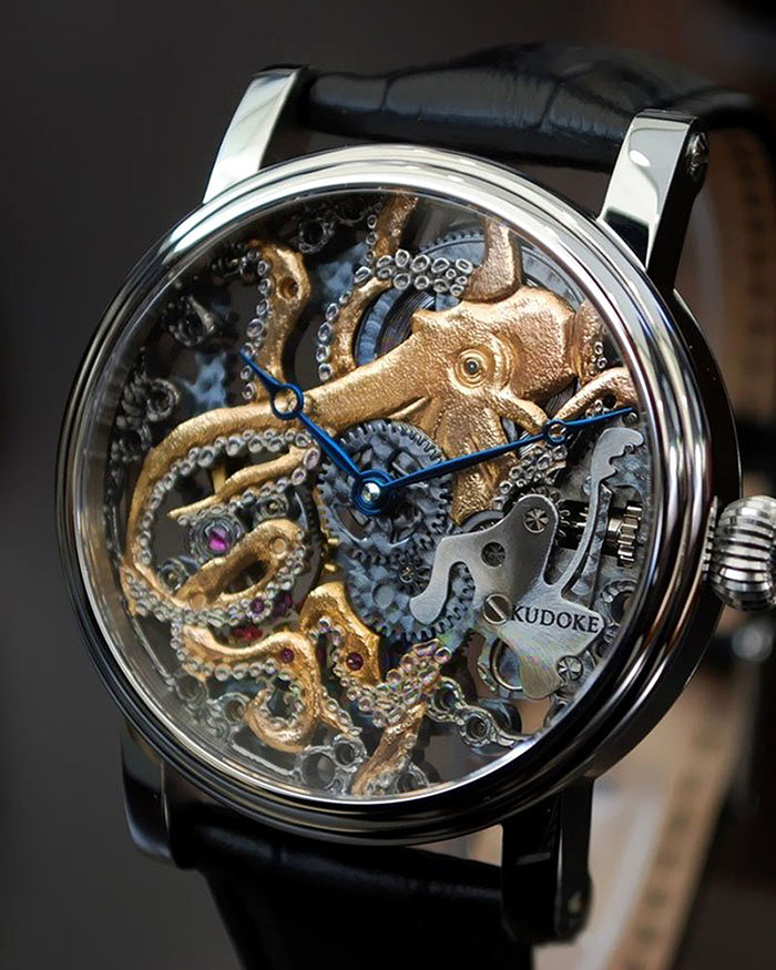 Awesome Octopus Design Ideas (6)