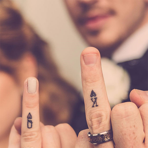 Best Matching Tattoos For Couples (1)