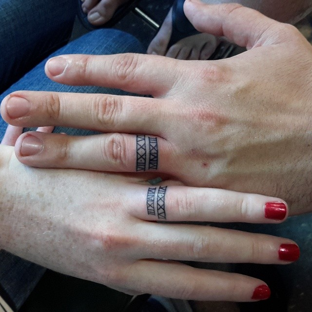 Best Matching Tattoos For Couples (16)