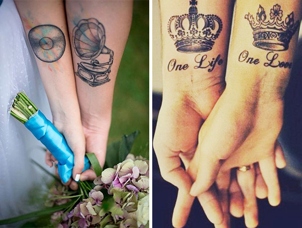 Best Matching Tattoos For Couples (19)