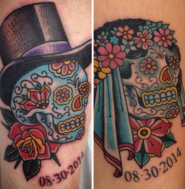 Best Matching Tattoos For Couples (8)