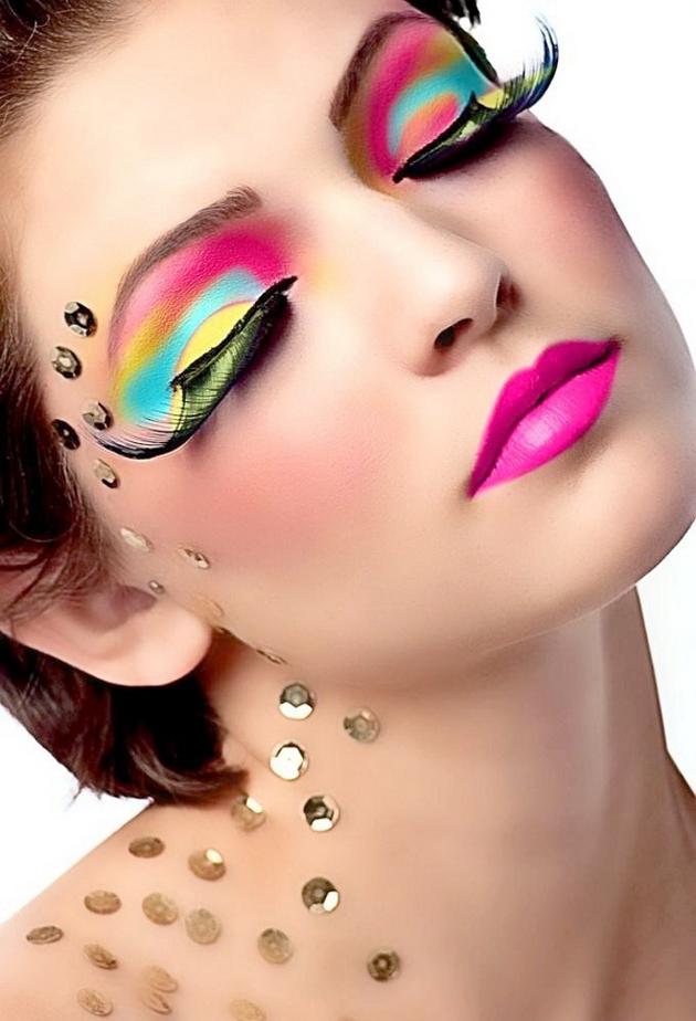 Beautiful Eye Makeup Pictures (2)