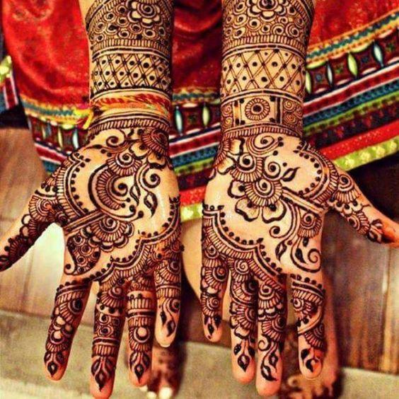 Beautiful Mehndi Designs (1)