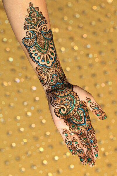 Beautiful Mehndi Designs (10)