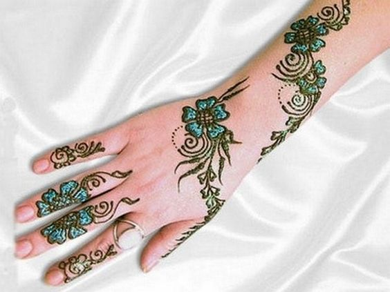 Beautiful Mehndi Designs (18)