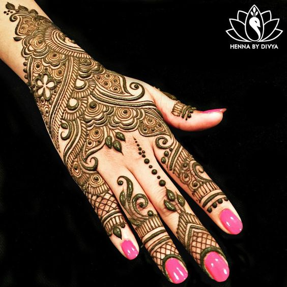 Beautiful Mehndi Designs (3)