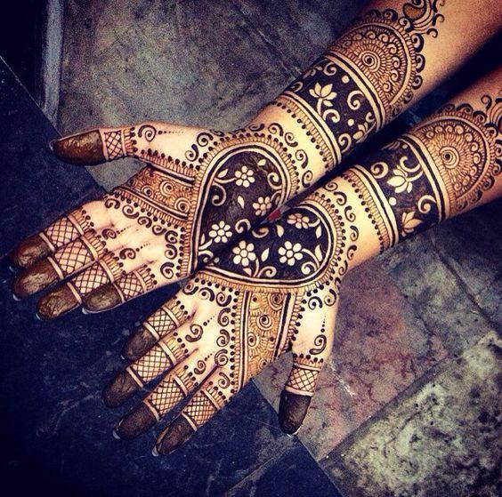 Beautiful Mehndi Designs (6)