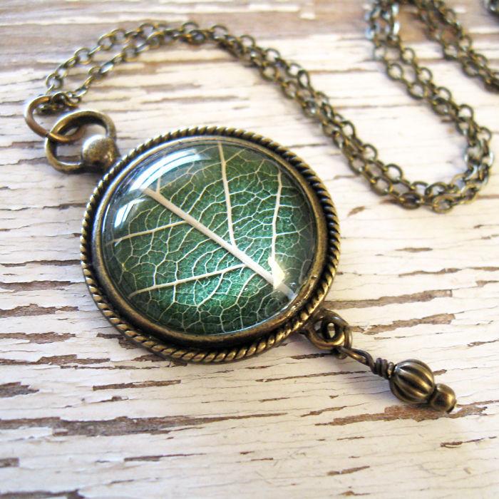 Botanical Flower Jewelry Created By Adrienne Deloe (8)