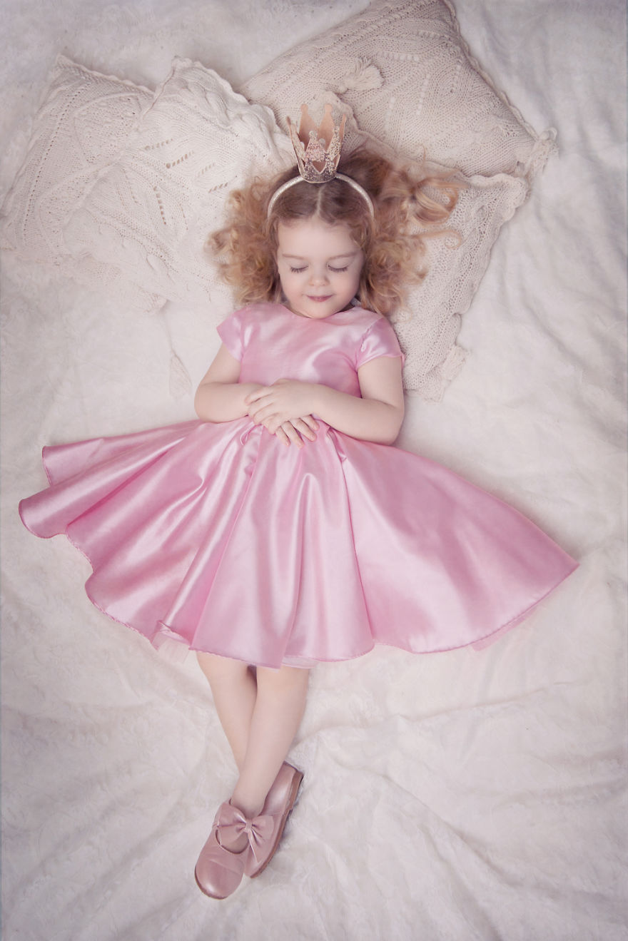 Gorgeous Costumes For Cute Baby Created By Mother (8)