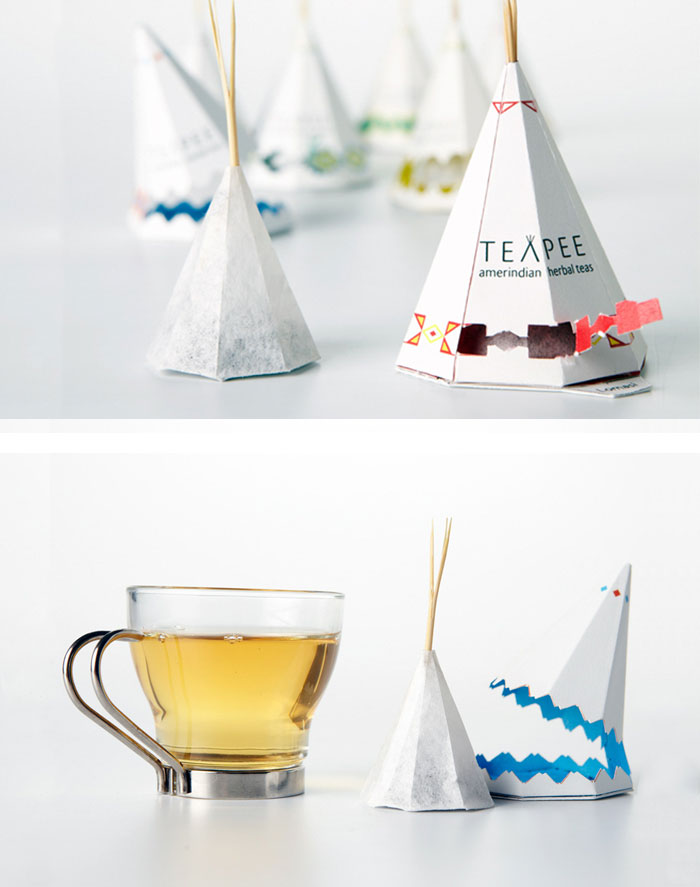 Most Creative and Clever Tea Bag Designs (8)