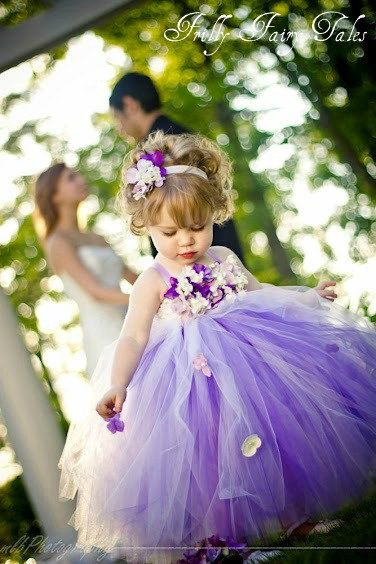 30+ Cute And Beautiful Flower Dress Baby Photos (1)