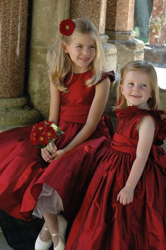 30+ Cute And Beautiful Flower Dress Baby Photos (31)