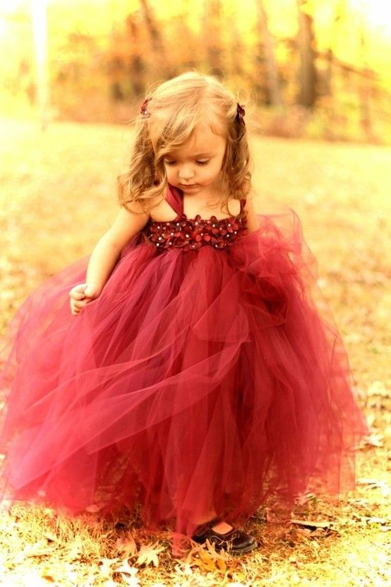 30+ Cute And Beautiful Flower Dress Baby Photos (9)