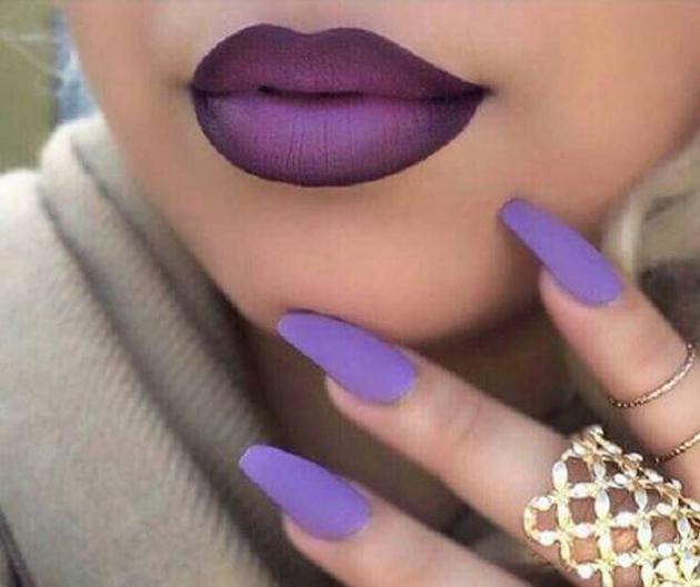 Beautiful Lips Of Girls (29)