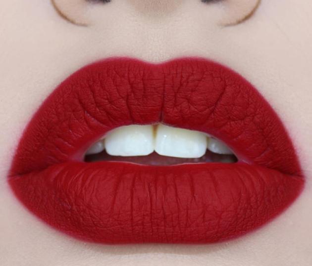 Beautiful Lips Of Girls (9)