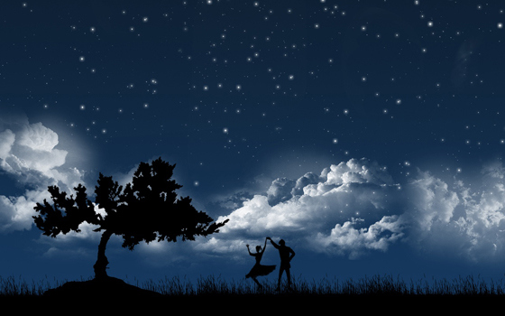 Beautiful Romantic Moonlight Wallpapers (10)