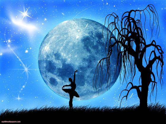 Beautiful Romantic Moonlight Wallpapers (12)