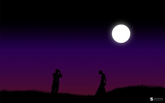 Beautiful Romantic Moonlight Wallpapers (13)