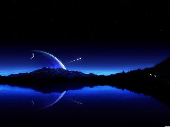 Beautiful Romantic Moonlight Wallpapers (14)