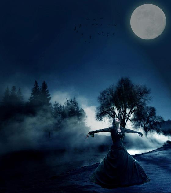 Beautiful Romantic Moonlight Wallpapers (15)