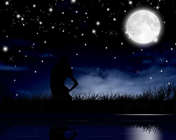 Beautiful Romantic Moonlight Wallpapers (17)