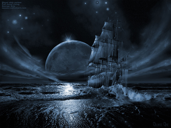 Beautiful Romantic Moonlight Wallpapers (18)