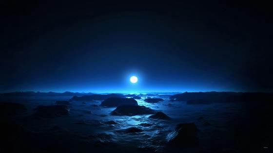 Beautiful Romantic Moonlight Wallpapers (20)