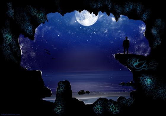Beautiful Romantic Moonlight Wallpapers (21)