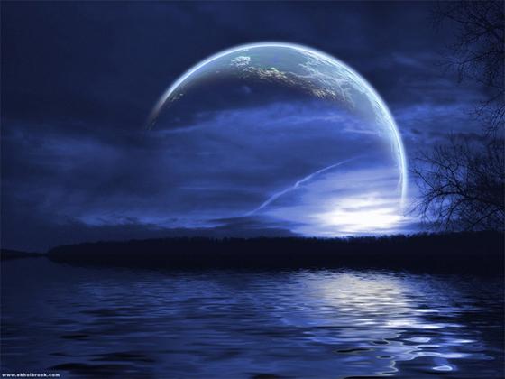 Beautiful Romantic Moonlight Wallpapers (27)
