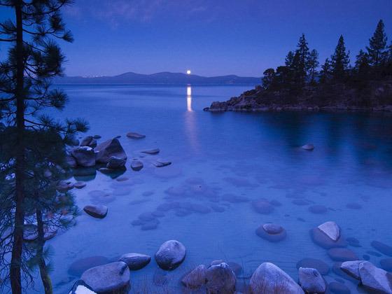 Beautiful Romantic Moonlight Wallpapers (34)