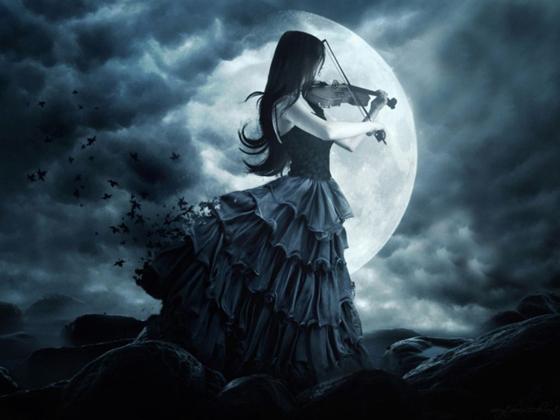 Beautiful Romantic Moonlight Wallpapers (8)
