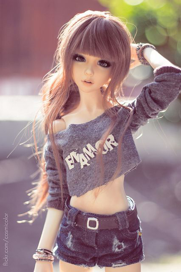 Cute And Beautiful Girl Baby Dolls (1)