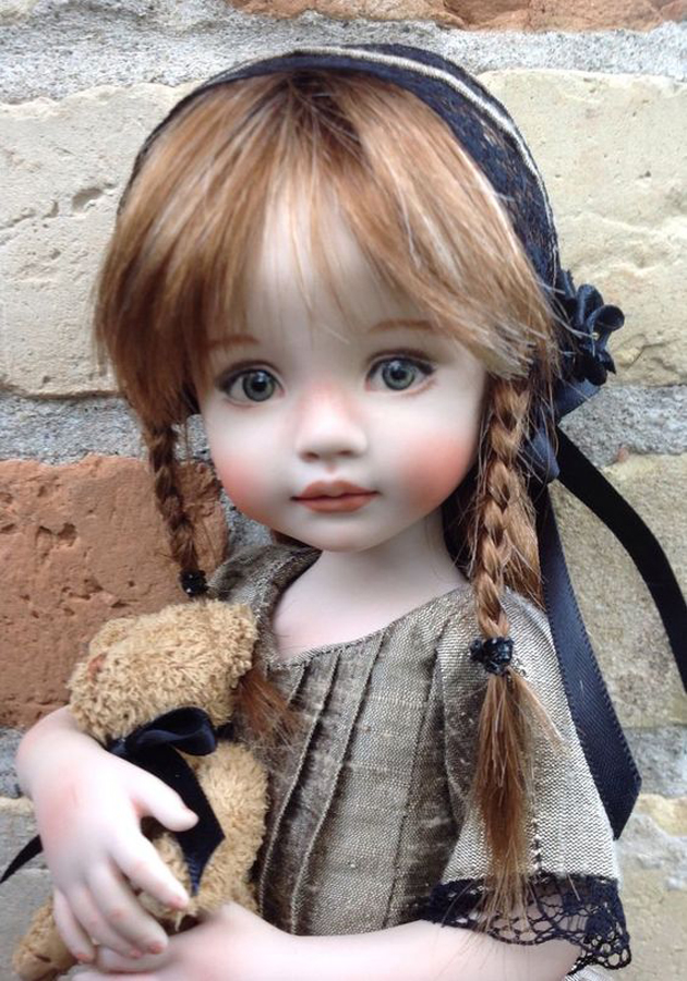 Cute And Beautiful Girl Baby Dolls