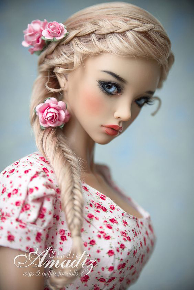 Cute And Beautiful Girl Baby Dolls | Great Inspire