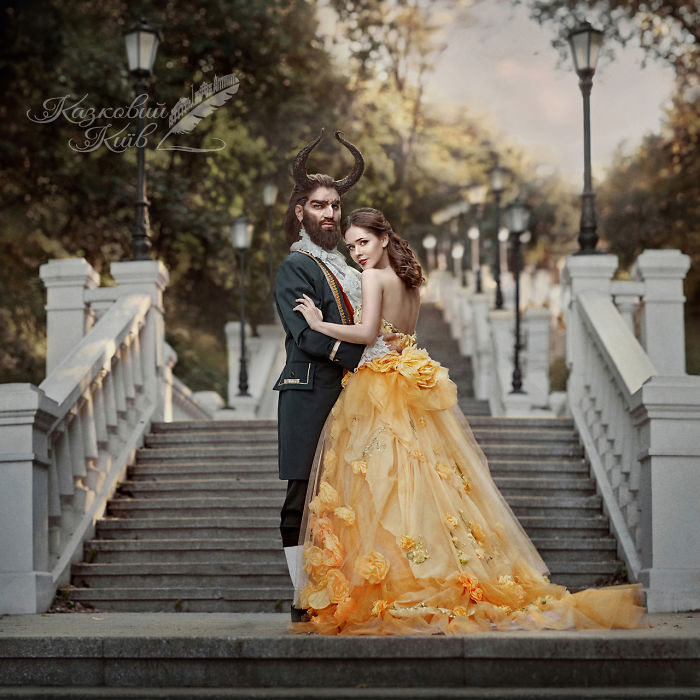 Fairytales Brought To Life In Our Beloved Kiev (11)