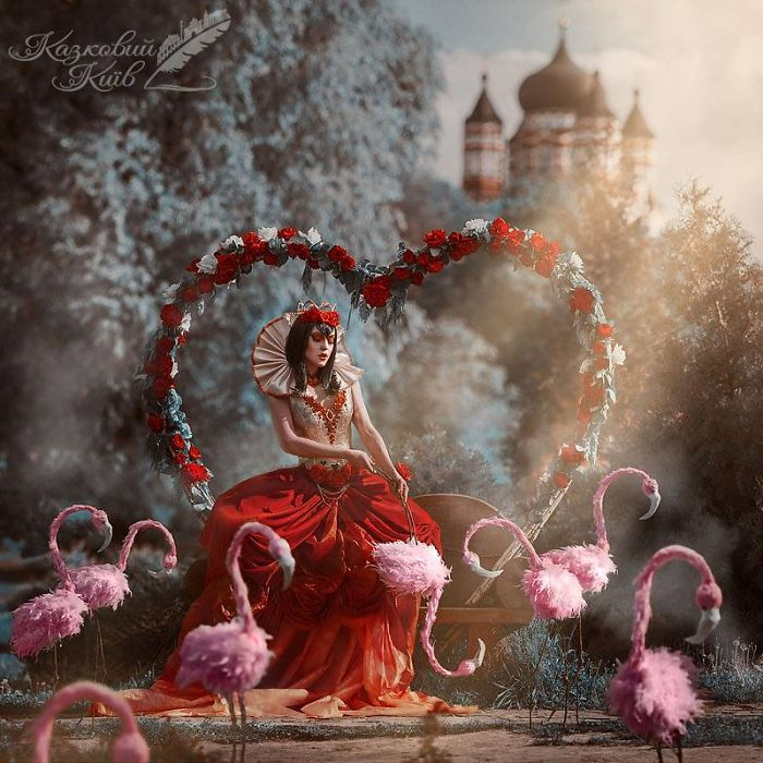 Fairytales Brought To Life In Our Beloved Kiev (13)