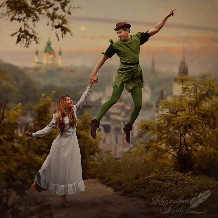 Fairytales Brought To Life In Our Beloved Kiev (25)