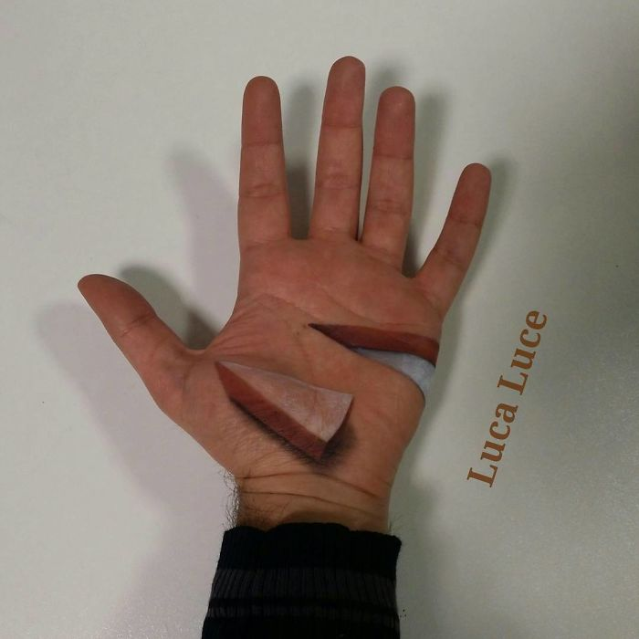 Incredible 3D Optical Illusions art (25)