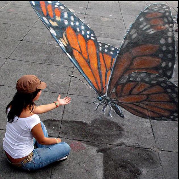 Incredible Stunning 3D Street Art (40)