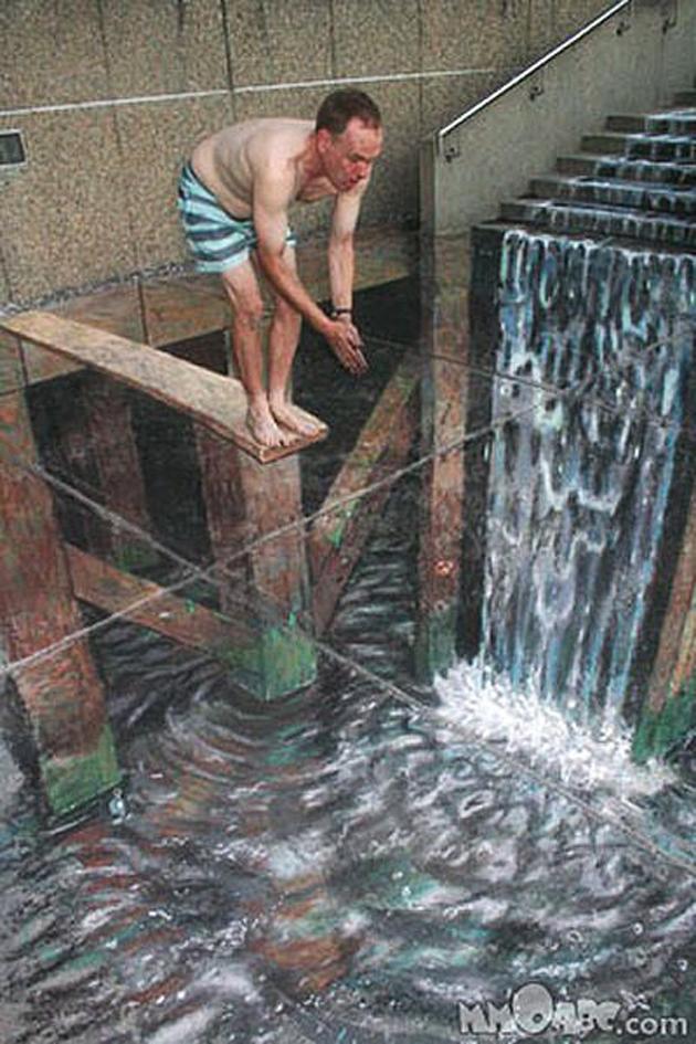Incredible Stunning 3D Street Art (41)