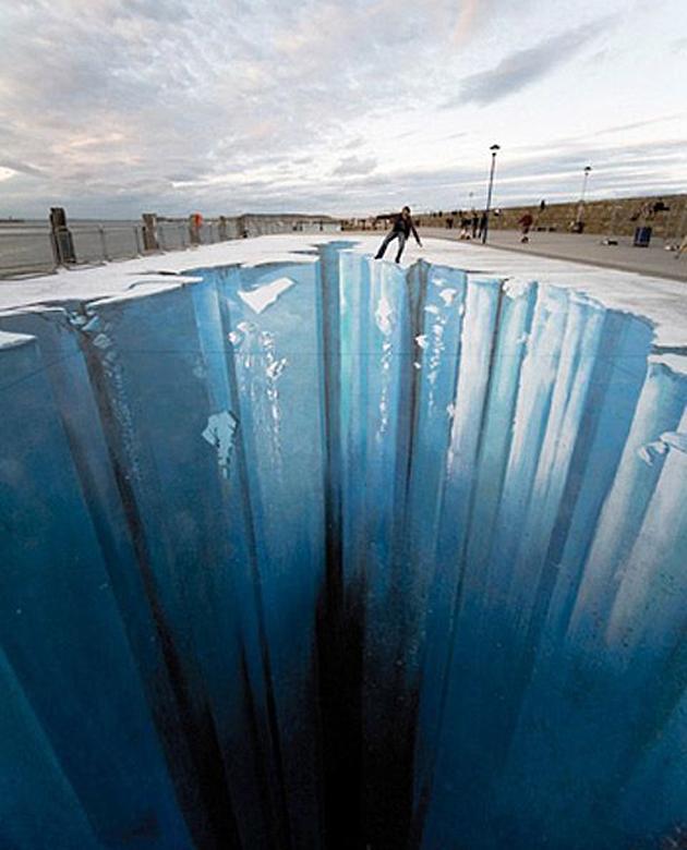 Incredible Stunning 3D Street Art (7)