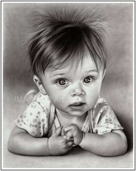 Incredible pencil drawing (5)