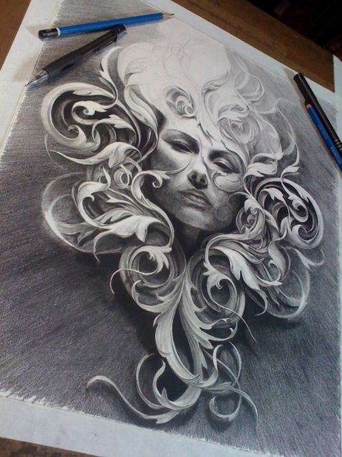 Incredible pencil drawing (7)