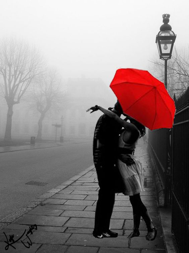 Romantic Couples Photography In Rain (19)