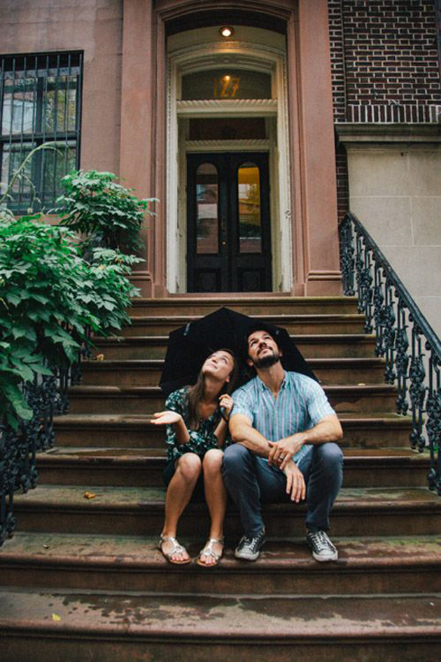 New York City portrait sessions with Jeff and Aurora Dickamore, photographed by Justin Hackworth